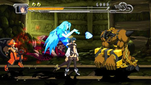 Videogioco Guilty Gear Judgment Sony PSP 9