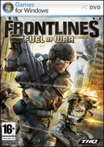 Frontlines. Fuel of War