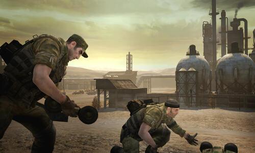 Frontlines. Fuel of War - 3