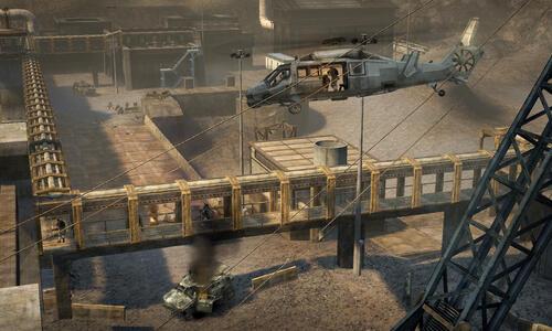 Frontlines. Fuel of War - 4
