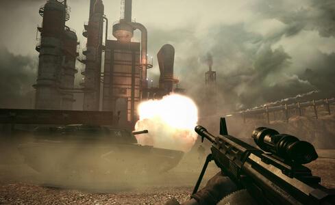Frontlines. Fuel of War - 6