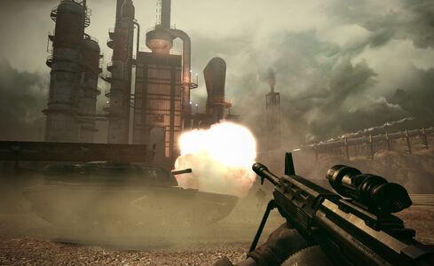 Videogioco Frontlines: Fuel of War Personal Computer 5
