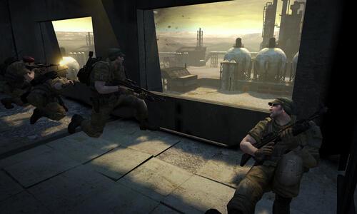 Frontlines. Fuel of War - 8
