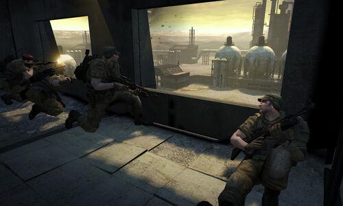 Videogioco Frontlines: Fuel of War Personal Computer 7