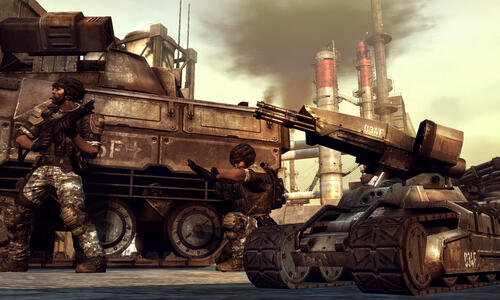 Frontlines: Fuel of War - 2