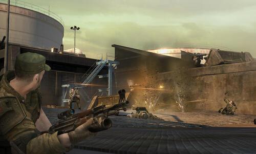 Frontlines: Fuel of War - 5