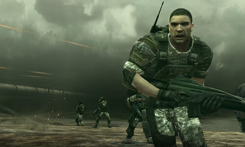 Frontlines: Fuel of War - 7