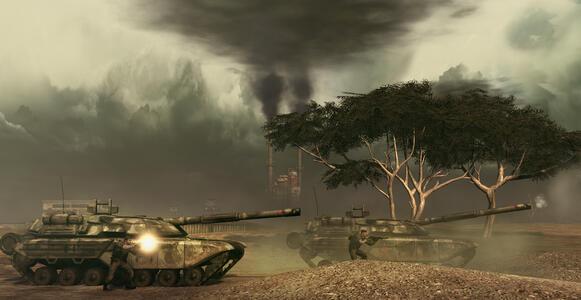 Frontlines: Fuel of War - 9