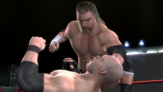 WWE Smackdown VS Raw 2008 - 4