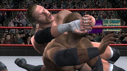 WWE Smackdown VS Raw 2008 - 5