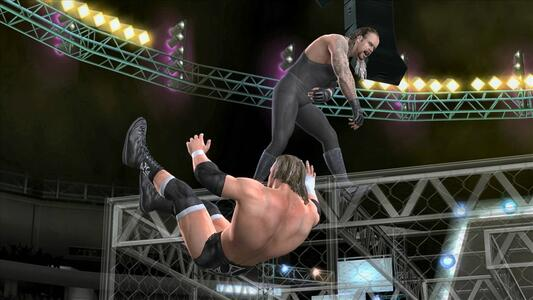 WWE Smackdown VS Raw 2008 - 6