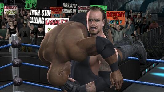 WWE Smackdown VS Raw 2008 - 7