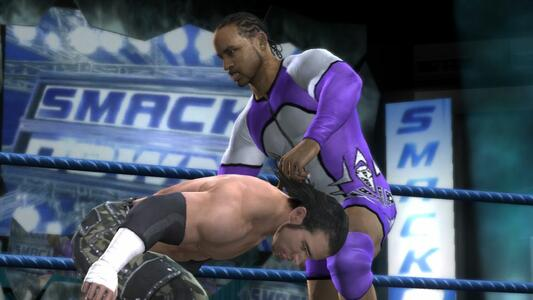 WWE Smackdown VS Raw 2008 - 9