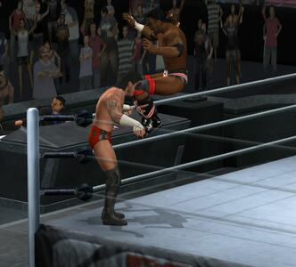 WWE SmackDown vs. Raw 2008 - 3