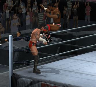 Videogioco WWE SmackDown vs. Raw 2008 PlayStation2 2