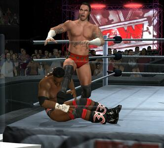 WWE SmackDown vs. Raw 2008 - 4