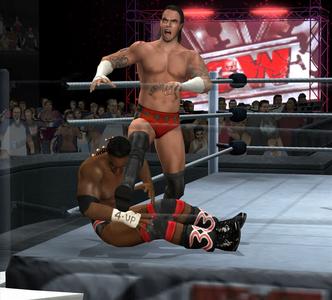 Videogioco WWE SmackDown vs. Raw 2008 PlayStation2 3
