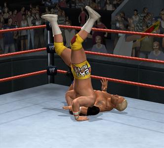 Videogioco WWE SmackDown vs. Raw 2008 PlayStation2 4