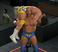 Videogioco WWE SmackDown vs. Raw 2008 PlayStation2 5