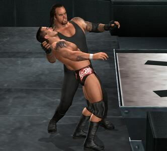WWE SmackDown vs. Raw 2008 - 7