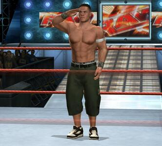 WWE SmackDown vs. Raw 2008 - 8