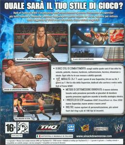 WWE SmackDown vs. Raw 2008 - 11