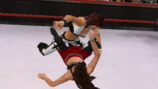 WWE SmackDown vs. Raw 2008 - 2