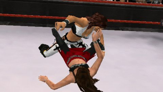 Videogioco WWE SmackDown vs. Raw 2008 Sony PSP 1