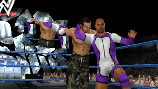 Videogioco WWE SmackDown vs. Raw 2008 Sony PSP 2