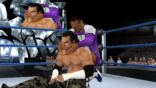 Videogioco WWE SmackDown vs. Raw 2008 Sony PSP 3