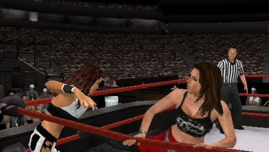 WWE SmackDown vs. Raw 2008 - 5
