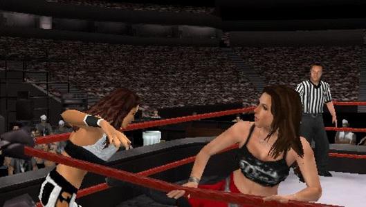 Videogioco WWE SmackDown vs. Raw 2008 Sony PSP 4