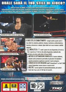 Videogioco WWE SmackDown vs. Raw 2008 Sony PSP 6