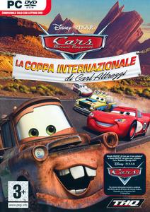 Videogioco Cars 2: la coppa internazione di Carl Attrezzi Personal Computer 0
