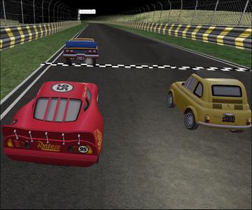 Videogioco Cars 2: la coppa internazione di Carl Attrezzi Personal Computer 4
