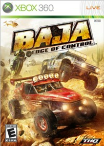Videogioco BAJA: Edge of Control Xbox 360 0