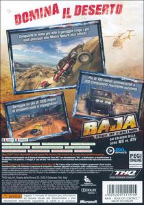Videogioco BAJA: Edge of Control Xbox 360 10