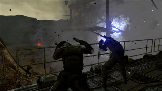 Red Faction. Guerrilla - 4