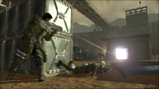 Red Faction. Guerrilla - 5