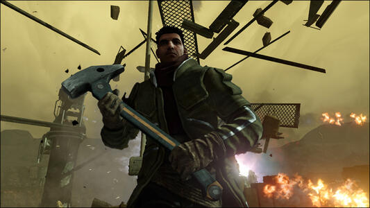 Red Faction. Guerrilla - 8