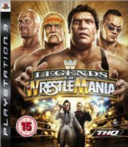 WWE Legends Of Wrestlemania - 2