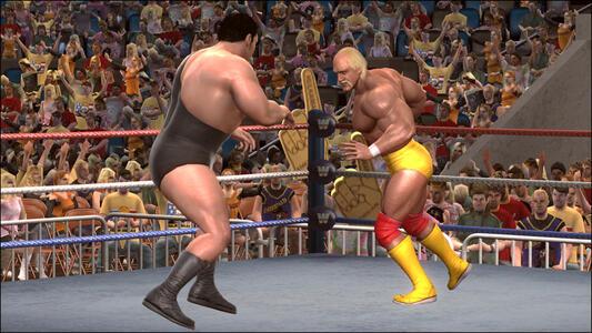 WWE Legends Of Wrestlemania - 4