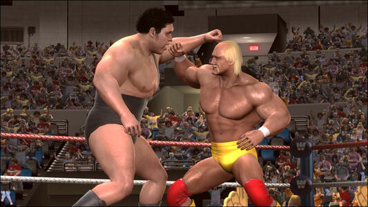 WWE Legends Of Wrestlemania - 5