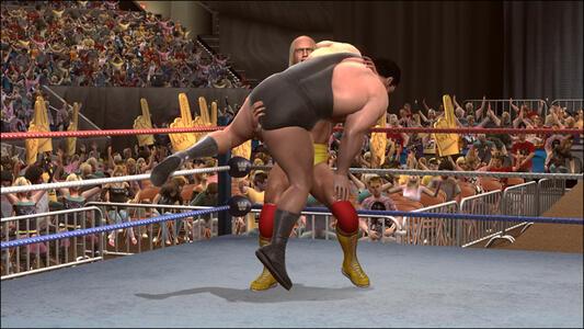 WWE Legends Of Wrestlemania - 6