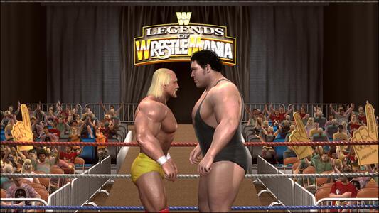 WWE Legends Of Wrestlemania - 9