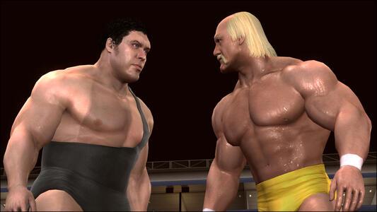 WWE Legends Of Wrestlemania - 11