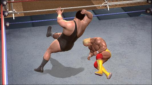 WWE Legends Of Wrestlemania - 12