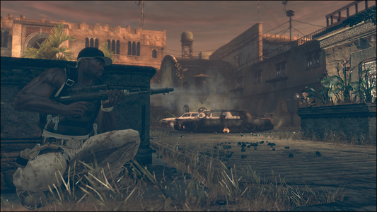 Videogioco 50 Cent: Blood On The Sand Xbox 360 2