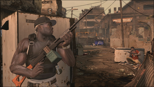 Videogioco 50 Cent: Blood On The Sand Xbox 360 5