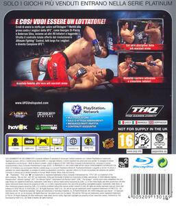 UFC Undisputed 2009 Platinum - 4